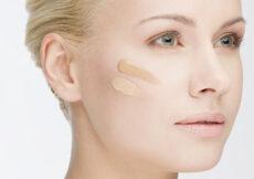 Foundation und Hauttyp